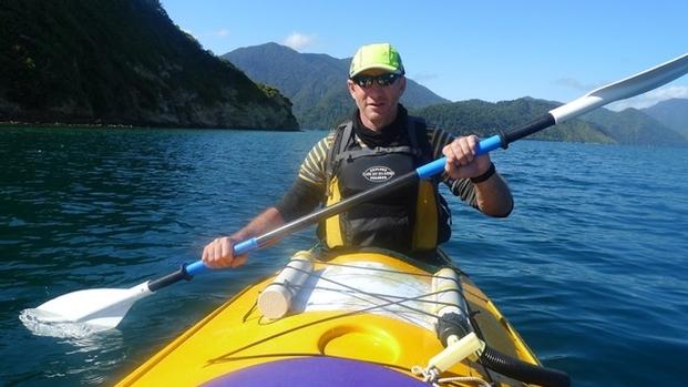 Kayak Hi-Vis