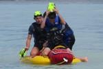 Hi-vis water sports