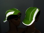 Reflective Sports Cap